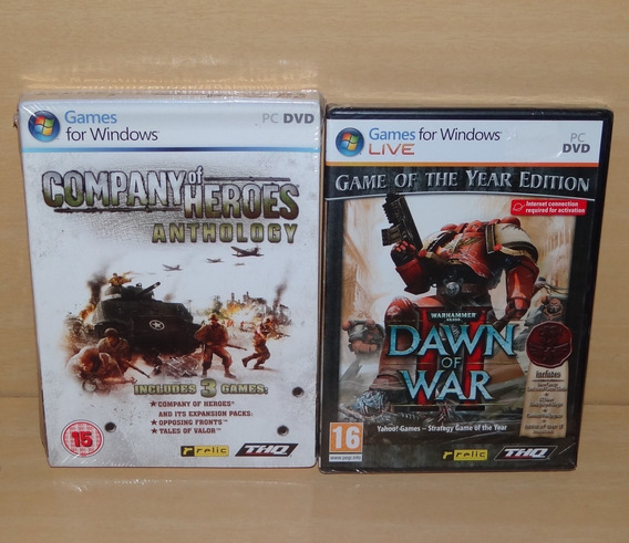 Company Of Heroes Warhammer 40000 Dawn Of War 2 Lacrados Pc