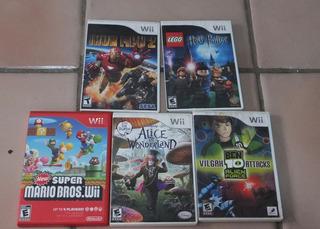 Juegos De Wii Varios Titulos