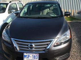 Nissan Sentra Sv 2014 Automatico