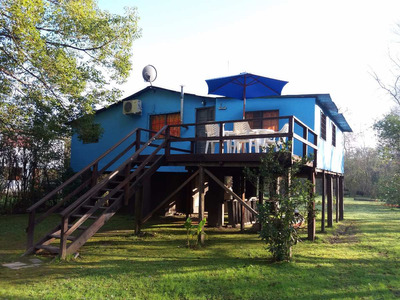 Casa/cabañas Alquiler Delta De Tigre