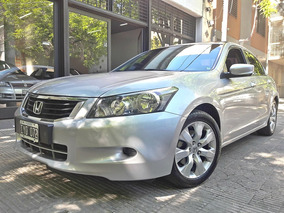 Honda Accord Exl 2010 Inmaculado
