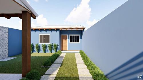 Imagem 1 de 6 de Casas Em Unamar!