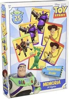 Juego Memoria Toy Story