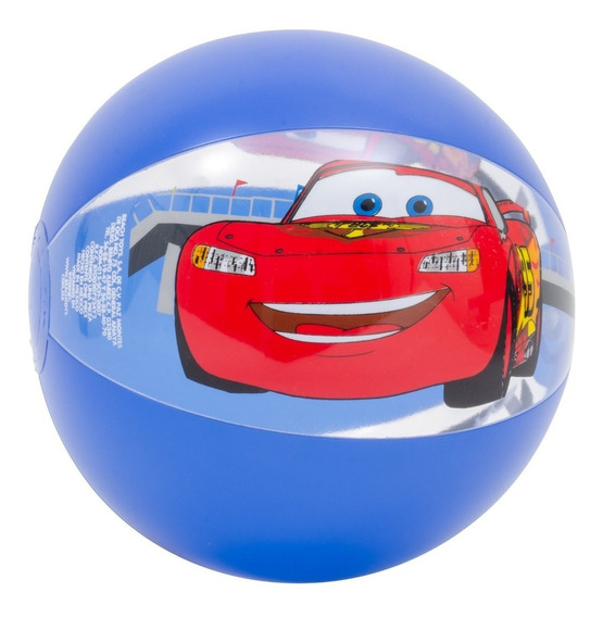 Pelota Cars No.12 Disney Junior