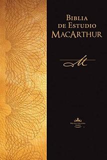 Biblia De Estudio Macarthur (edición En Español)