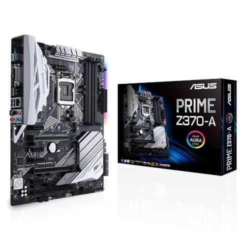 Placa Mãe Asus Prime Z370-a 1151 Intel Coffee Lake Ddr4 Z370