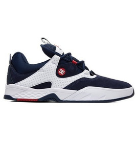 Tênis Dc Shoes Josh Kalis S Navy/white - Exclusivo