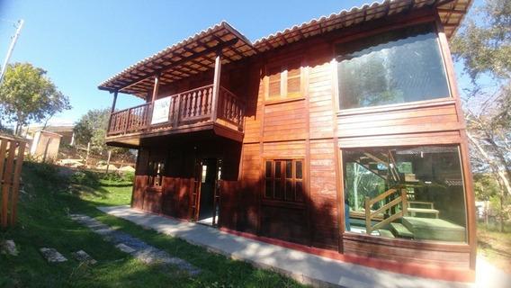 Linda Casa A Venda Em Lagoa Santa Condomínio Canto Do Riacho - 2918