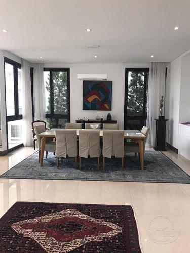 Casa Com 4 Dormitórios À Venda, 470 M² Por R$ 3.200.000,00 - Alphaville - Santana De Parnaíba/sp - Ca0508