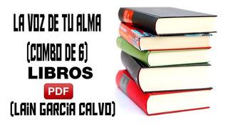 La Voz De Tu Alma(combo De 6 De Libros)