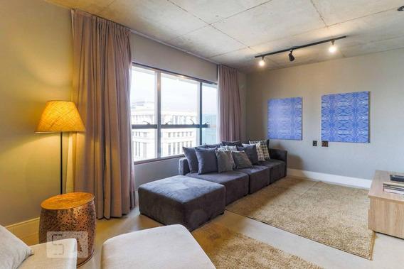 Apartamento Para Aluguel - Brooklin, 1 Quarto, 87 - 893079633