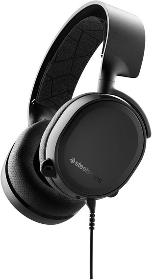 Auriculares Gamer 7.1 Steelseries Arctis 3 Console Ed Pc Ps4