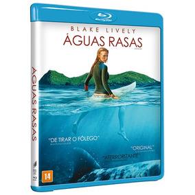 Blu-ray - Águas Rasas