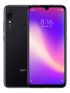 Xiaomi Redmi Note 7 Pro Dual Sim 128 Gb Space Black 6 Gb Ram