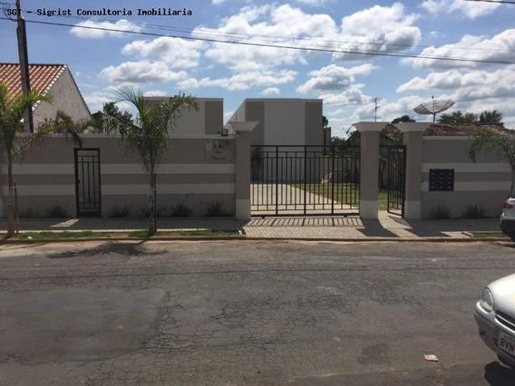 Apartamento Para Venda Em Salto, Jardim Das Nações, 2 Dormitórios, 2 Banheiros, 1 Vaga - 210