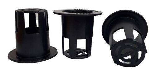 Netpot Para Hidroponia De 2 Pulagadas × 100 Unidades