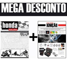 Pacote Com 2 Livros - Ignição + Honda Racing
