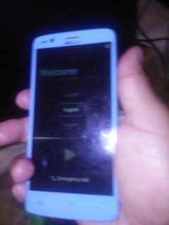 Telefono Blu Star 4.5 Con Detalle