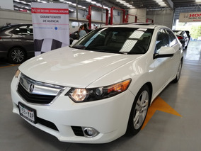 Acura Tsx 3.5 R-18 At 2012