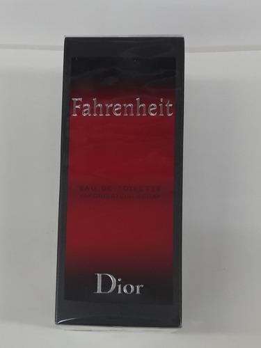 Perfume Farenheit X 200 Ml Original