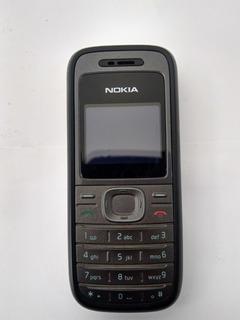 Nokia 1208 Só Vivo Novo Sem Caixa