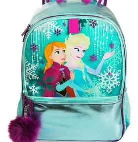 Mochila Frozen Produto Original Disney Menina Princesa