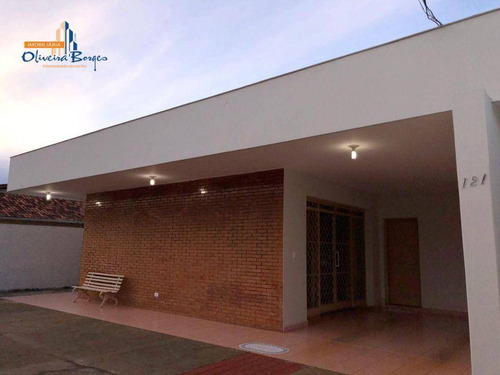Imagem 1 de 17 de Casa Com 4 Dormitórios À Venda, 250 M² Por R$ 850.000,00 - Jundiaí - Anápolis/go - Ca1931