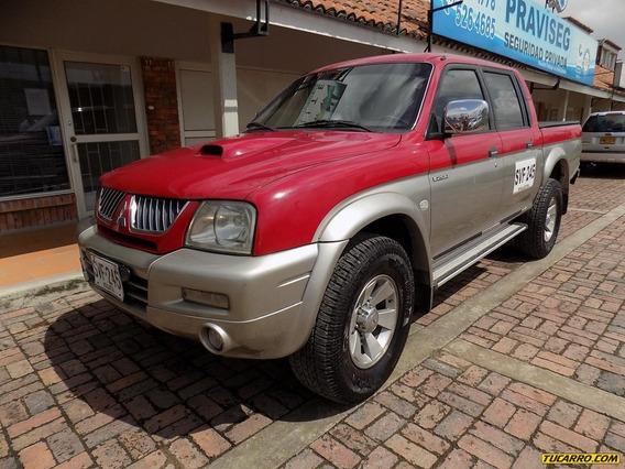 Mitsubishi L200 2.5cc Mt Aa 4x4