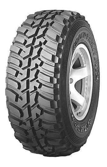 Cubierta 275/65r16 (112q) Dunlop Grandtrek Mt2