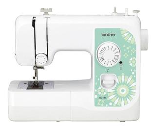 Máquina de coser Brother JS2135 blanca 220V