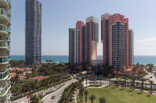 Imagen 1 de 15 de Miami Beach (north) Excelente Condo Con Vista Al Mar!!!!