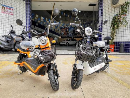 Aima Ku Yan 500w Ano 2021 Moto Eletrica Facilito Em Até 18x