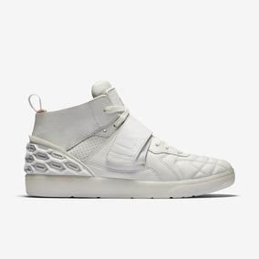 Tênis Nike Nikelab Tiempo Vetta Branco Couro Casual