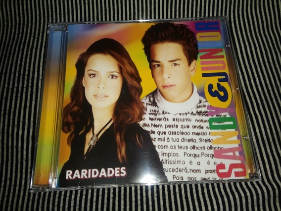 Cd Sandy & Junior / Raridades