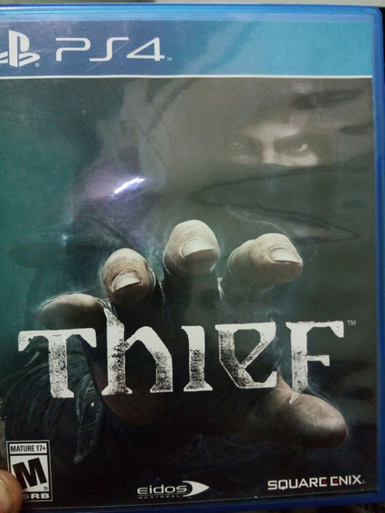 Thief Ps4 Físico