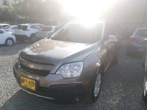 Chevrolet Captiva Sport Ls Fwd