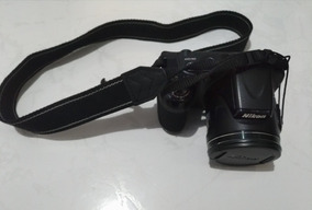 Camera Semi Profissional Nikon Coolpix L820, 16 Mp, Full Hd.