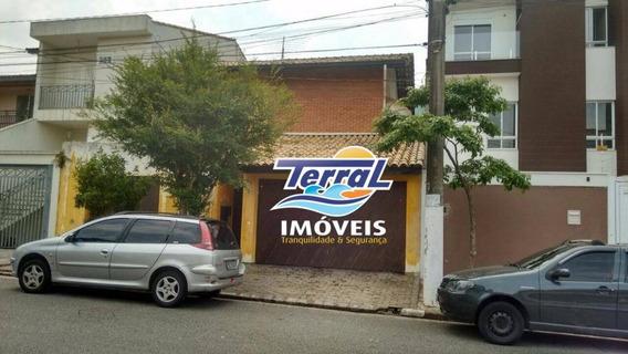 Casa Assobradada Em São Bernardo Do Campo - So0642