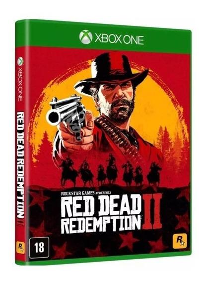 Red Dead Redemption 2 Xbox One + Mapa Original