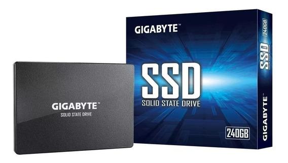 Ssd Gigabyte 240gb Notebook Pc 7mm Sata
