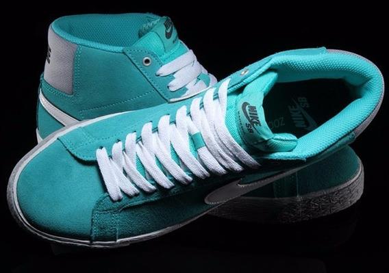 Zapatillas Nike Blazer Botines Urbanas Originales