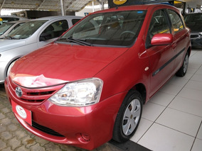 Etios 1.3 Xs 16v Flex 4p Manual 60672km