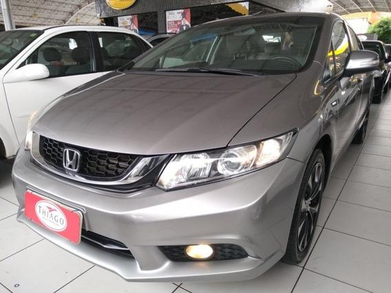 Civic 2.0 Lxr 16v Flex 4p Automático 68719km