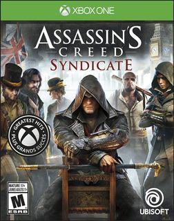 Assassins Creed Syndicate Español Xbox1 Nuevo