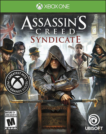 Assassins Creed Syndicate Español Xbox1 Nuevo