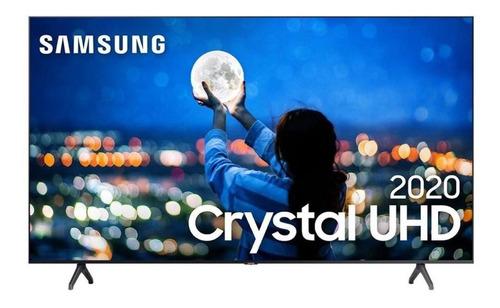 Smart Tv Led 65  Uhd 4k Samsung Lh65bethv Crystal Uhd, Hdr