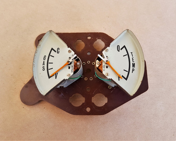 Marcador Gasolina Temperatura Painel Dodge Dart Original