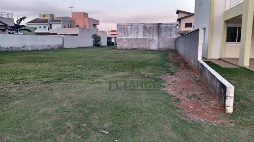 Terreno À Venda, 300 M² Por R$ 230.000,00 - Condomínio Terras Do Fontanário - Paulínia/sp - Te4563