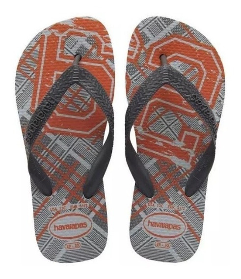 Zonazero Havaianas Ojotas Kids Athletic Niños Originales