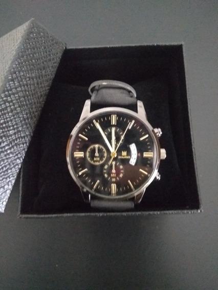 Relógio Masculino Já Acompanha A Caixa Para Presente!!!